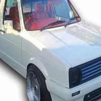 Vw caddy 2.0 8v turbo