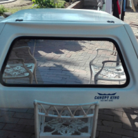 2012 up Chev Utility bakkie canopy for sale