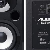 "ALESIS ELEVATE 6 6"" ACTIVE STUDIO MONITORS R3200.00 PER PAIR"
