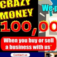 CRAZY MONEY - Calling all Business buyers and sellers