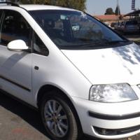 2004 Volkswagen sharan 2.8 vr6 in good condition