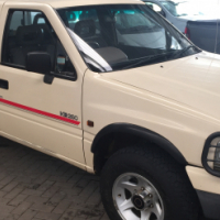 1995 Isuzu KB260 4x4 One Owner vehicle