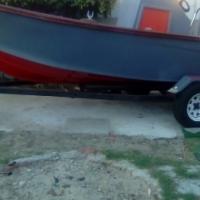 Fishing boat & bukkie package