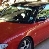 Mazda mx6 2.5 1995 model