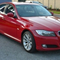 2012 Bmw 320i Automatic in good condition