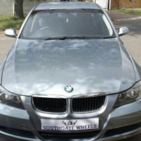 2006 Bmw 320i E90 in good condition