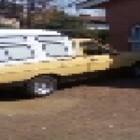 1987 Datsun bakkie