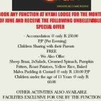 Nyani Lodge - June Promotion