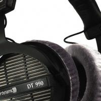 BEYER DYNAMIC DT990 PROFESSIONAL OPEN HEADPHONES