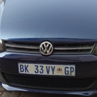 2011  Volkswagen Polo 6 1.4 for R99000.00