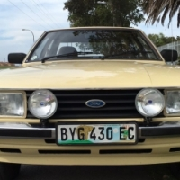 1982 FORD CORTINA 2.0 GL