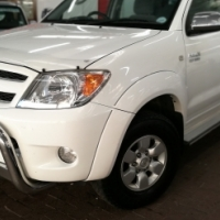 2007 Toyota Hilux 2.7 VVTi D/C Raider, Only 200000Km's,Service History, Powersteering