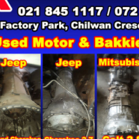 Jeep, Mitsubishi and subaru gearboxes for sale
