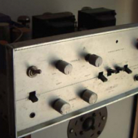 Pioneer SA810 Valve/tube amplifier;