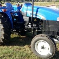 2016 Pragtige New Holland TT 45 - Soos Nuut Skaars gebruik
