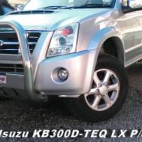 2008 Isuzu KB300 D-Teq LX P/U D/C A/T