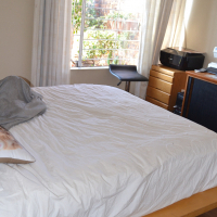 Investment opportunity: 2 Bed with private garden in security complex