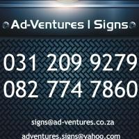 Ad-Ventures l Signs