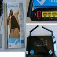 Telkom D-Link wifi router