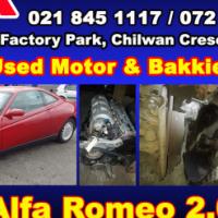 Alfa Romeo 2.0 GTV gearbox for sale