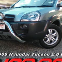 2008 Hyundai Tucson 2.0 GLS