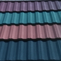 STEEL ROOF PRODUCTS  UNITILE ARMATILE HARVEY TILES