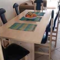 FRIEDLEIN - 6 SEATER DINING ROOM SET FOR SALE