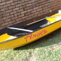 small bass boat & motor