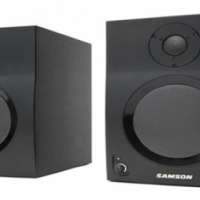 "SAMSON MEDIAONE BT5 5"" Active Studio Monitors With Bluetooth R2795.00 PER PAIR"