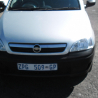 Opel Corsa Utility1.4 2010 Model, 5 Doors factory A/C And C/D Player