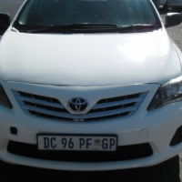 Toyota Conquest  1.4 2014 model,5 Doors factory A/C And C/D Player