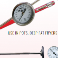 DEEP FRYING THERMOMETER