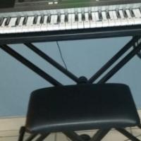 Digital Keyboard Yamaha PSR-E353 61 key. Inc stand chair software @ Bargain