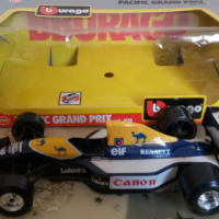 Burago 1/24 Die Cast Model Cars