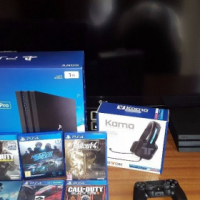 Brand new PlayStation 4 1TB with two controllers