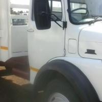Mercedes Bullnose 1011