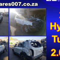 Hyundai Tucson Stripping for spares