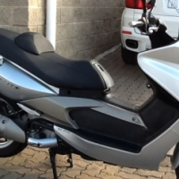 Kymco Xciting 500 Scooter, 2008
