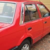 1988 Mazda 323 1.6