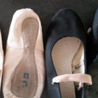 Ballet shoes: