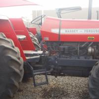 Massey Ferguson 298 4x4 Tractor