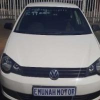 VolkswagenPoloVivo2014model