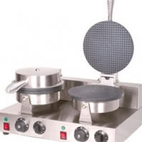 Cone Baker Machine Double Plate Model HF-2 Arctica