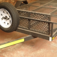 2 Quad Trailer to swap for 1 or 2 Bike Trailer - or to sell for R12000.00