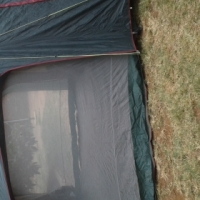 2 bedroom tent