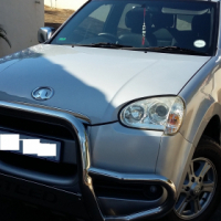 2011 GWM 2.2I Double Cab in Excellent condition has only do 84955 kilometres