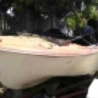 sport boat 4 meter.