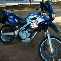2003 BMW Dakar 650cc