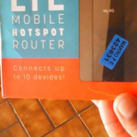 Mobile WiFi for sale
