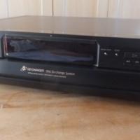 Sony CDP-CE345 5-CD Changer